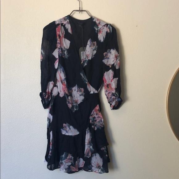 All Saints Dresses & Skirts - Jade Violet Dress